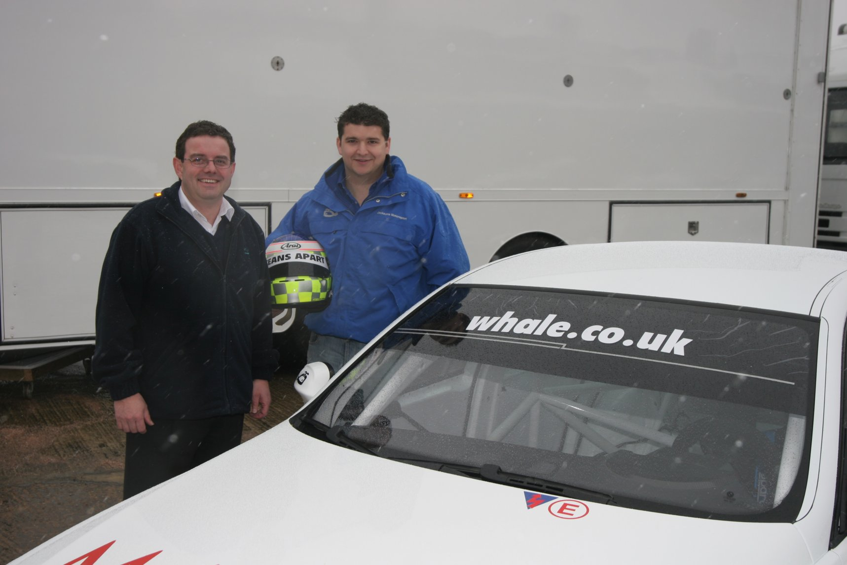 Warwickshire Race Star Unveils Car For The 2007 BTCC Season