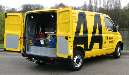 WHALE HELPS AA DOUBLE SIZE OF ITS FUEL ASSIST FLEET
