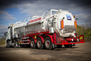 WHALE TANKERS GETS IN TOW WITH VOLVO TRUCKS