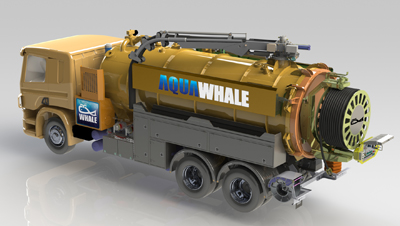 AQUAWHALE SET TO MAKE A SPLASH AT THE CV SHOW