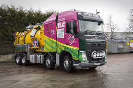 WHALE TANKERS' RELIABILITY SET TO ASSIST FUND RAISING WATER RECYLING VEHICLE