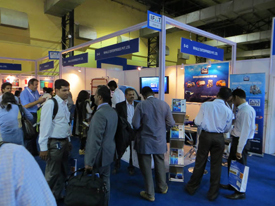 WHALE PROVES TO BE A MAJOR HIT AT IFAT MUMBAI