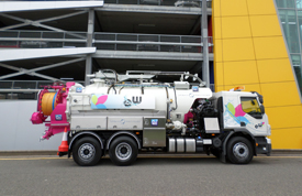 WHALE TANKERS INTRODUCES A RECYCLER FOR THE URBAN ENVIRONMENT