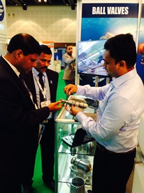 WHALE SHOWS ITS COMBINED REACH AT FM EXPO DUBAI