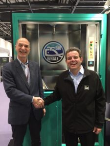 THE OWL AND THE WHALE JOIN FORCES TO DELIVER INNOVATIVE FOOD WASTE SOLUTION