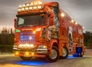 WHALE HIGHLIGHTS DIVERSITY OF RANGE AT CV SHOW 2016