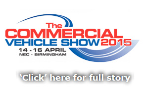 Commercial Vehicle Show 2015