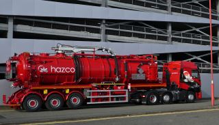 Whale Tankers With Hazco
