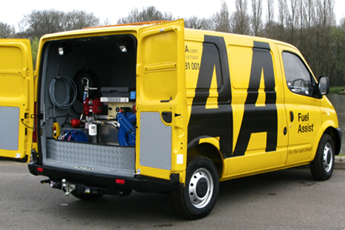 AA Fuel Recovery