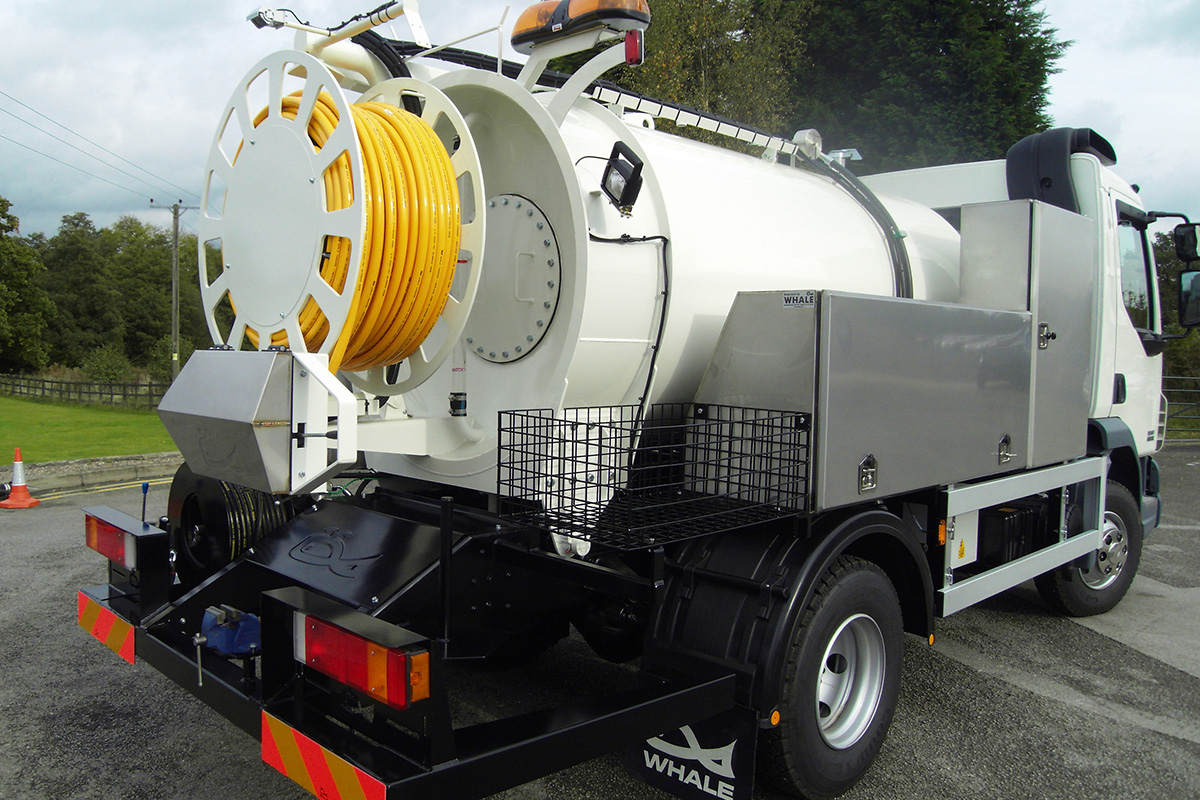 Medium Volume Jetter